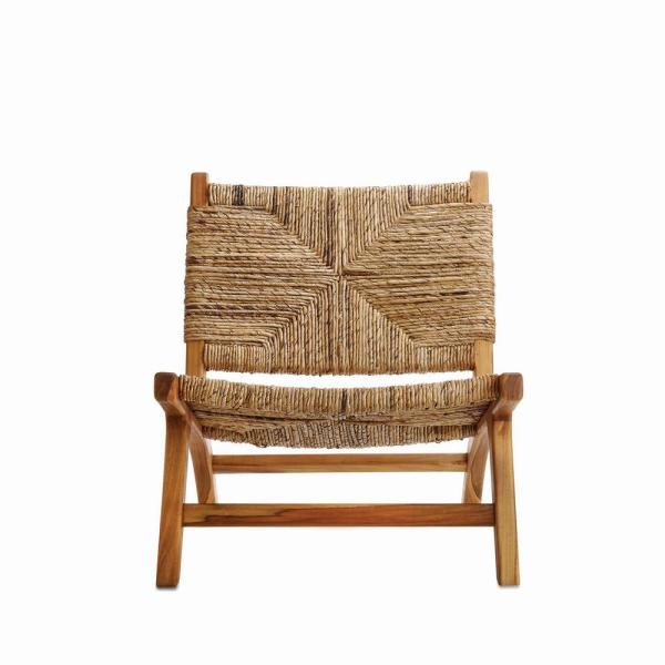 Copenhagen Natural Banana Bark Lounge Chair