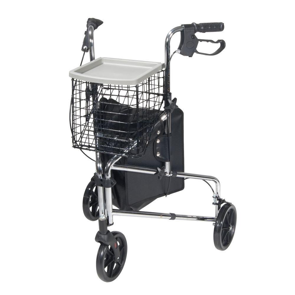 Drive Winnie Deluxe 3-Wheel Rollator Walker
