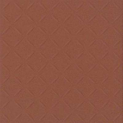 Quarry Red 6 in. x 6 in. Ceramic Floor and Wall Tile (12 sq. ft. / case)