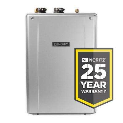 9.8 GPM EZ Series - Liquid Propane Hi-Efficiency Indoor/Outdoor Tankless Water Heater 25-Year Warranty and Wi-Fi Capable