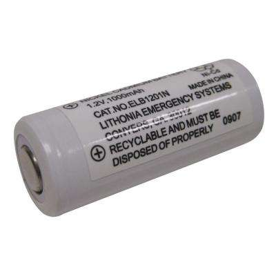 ELB 1201N 12-Volt Emergency Replacement Battery