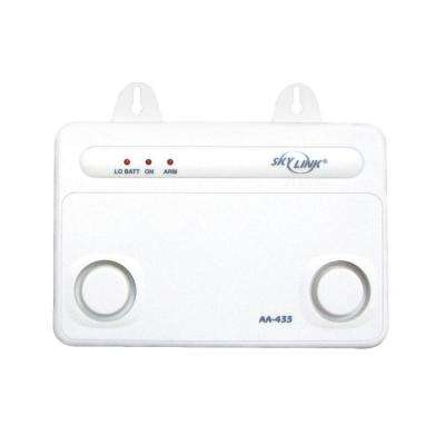 Wireless Audio Alarm