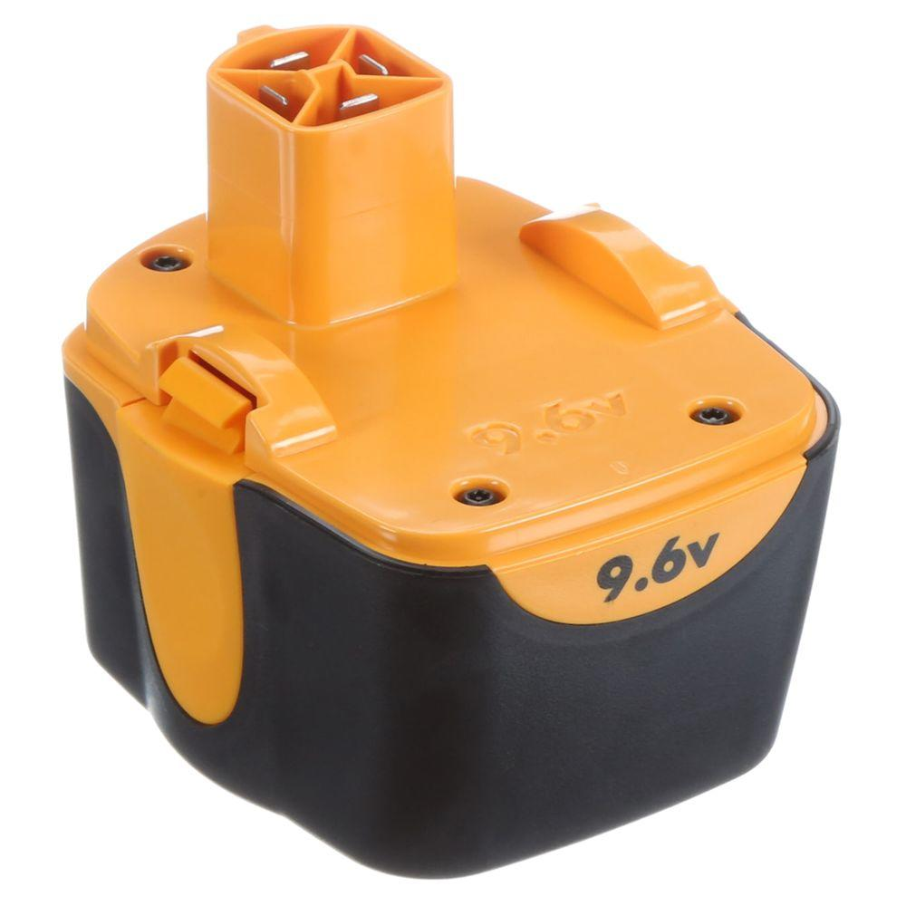 Ryobi 9.6-Volt HP1 Compact Battery Pack