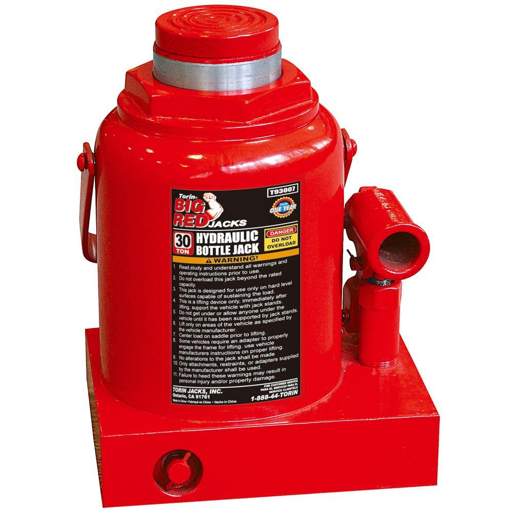 TORIN 30-Ton Bottle Jack