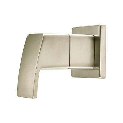 Kenzo 1-Handle Diverter Valve Trim Kit in Brushed Nickel (Valve Not Included)
