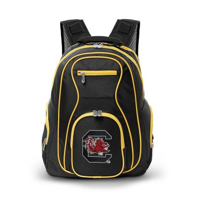 NCAA Southern Cal Trojans 19 in. Black Trim Color Laptop Backpack