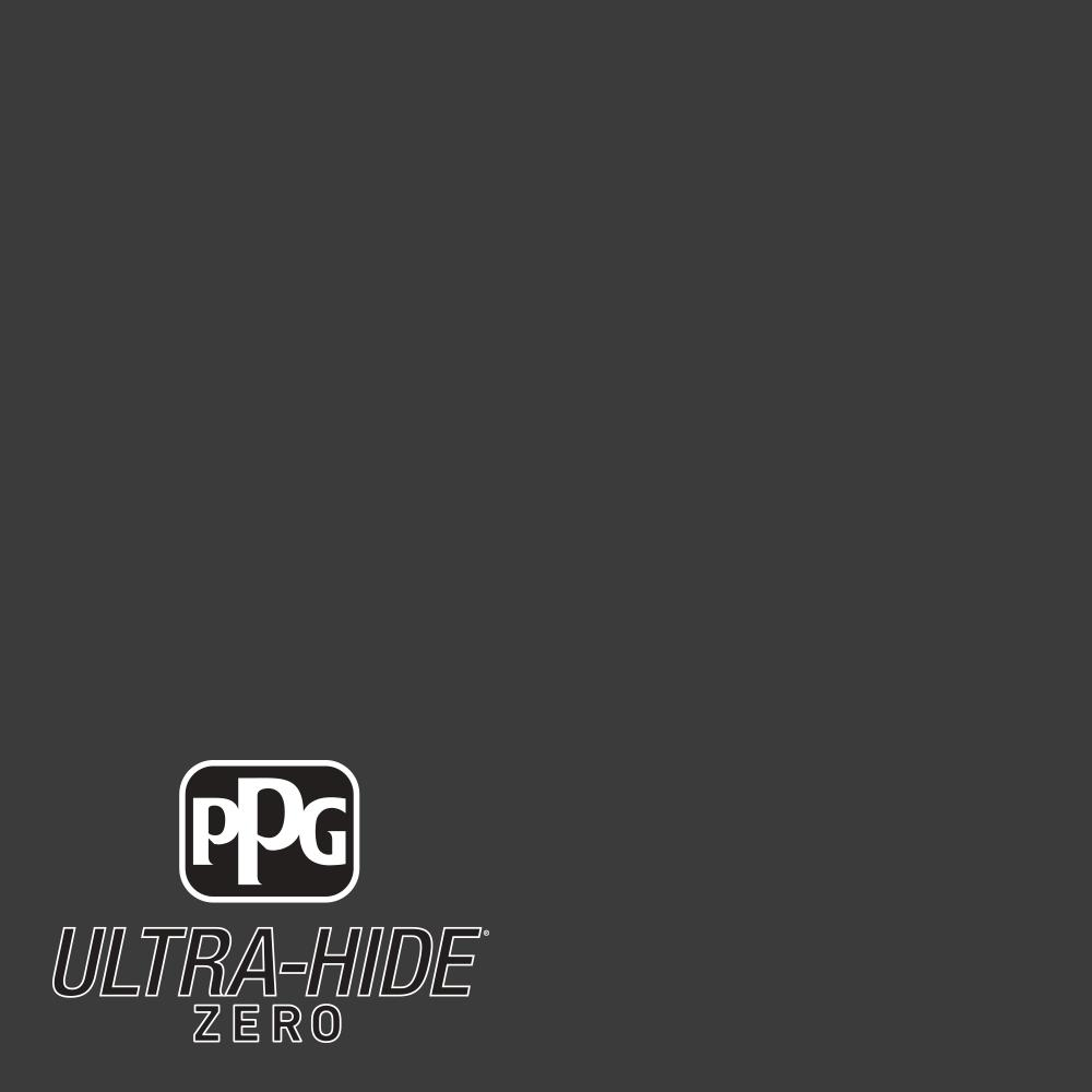 Hdpcn65d Ultra Hide Zero Onyx Black Flat Interior Paint
