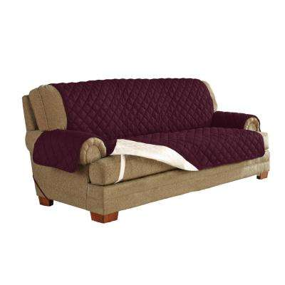 Plum Ultimate Waterproof Furniture Protector Treated with NeverWet Sofa