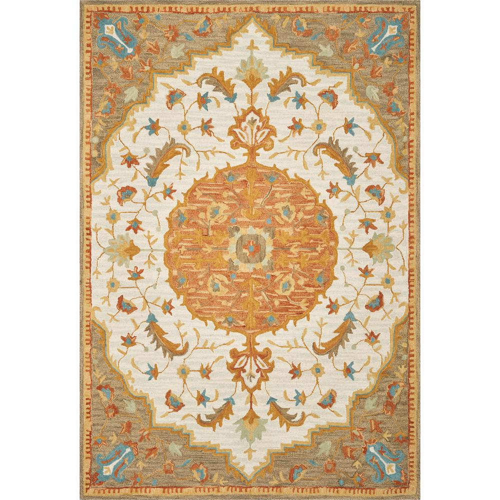 MillertonHome MILLERTON HOME Brielle Ivory 3 ft. x 5 ft. Area Rug