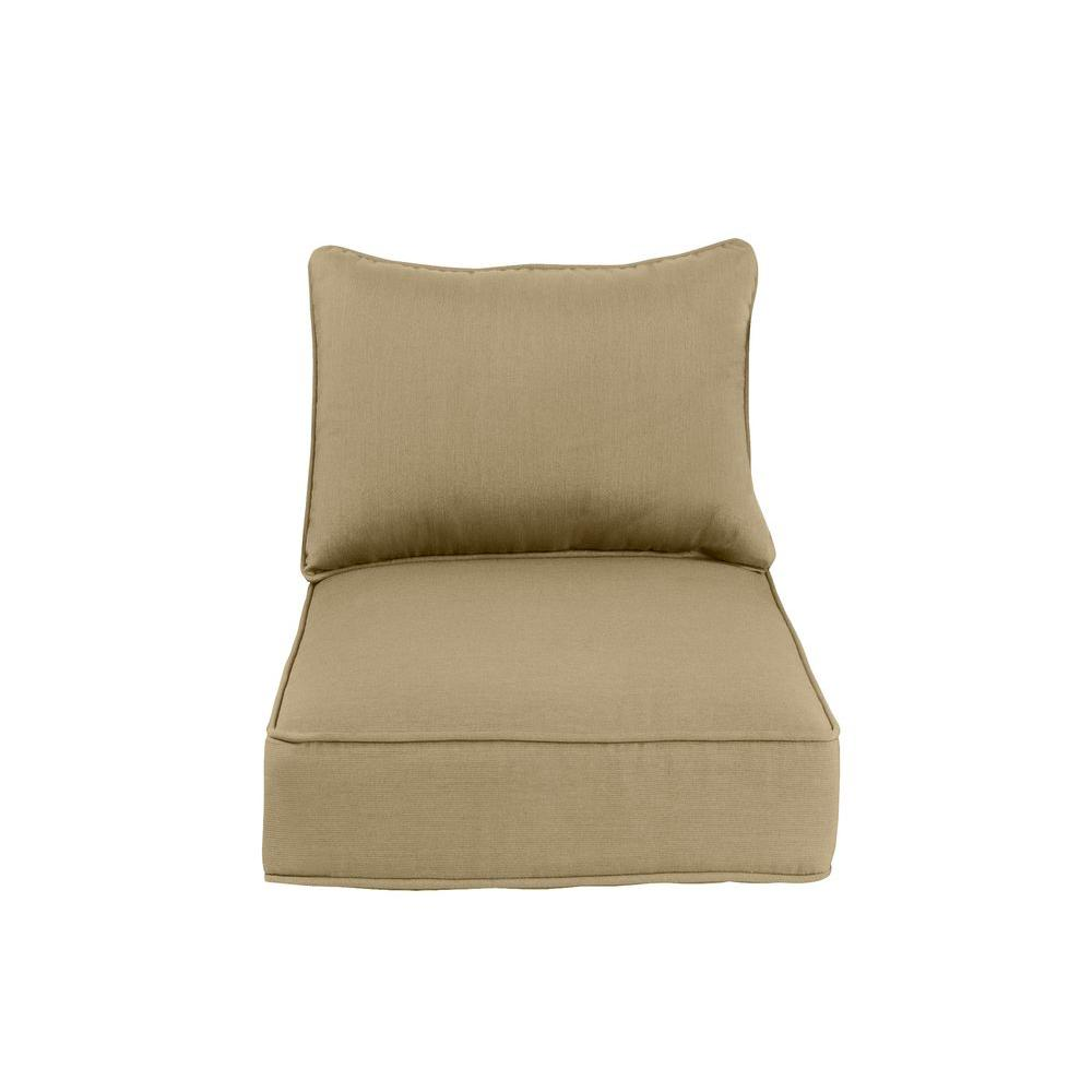 Greystone Replacement Outdoor Dining Chair Cushion in Meadow