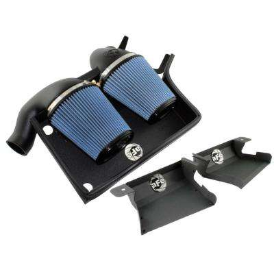 Magnum FORCE Stage-2 Pro 5R Cold Air Intake System for BMW 335i (E90/92/93) 07-10 L6-3.0L (tt) (N54) w/Scoop