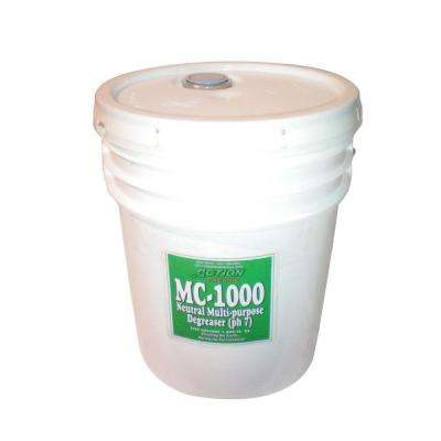 1-5 Gal. Pail Organic Neutral All-Purpose Cleaner with Available Cherry Scent (at 50% Concentrate)