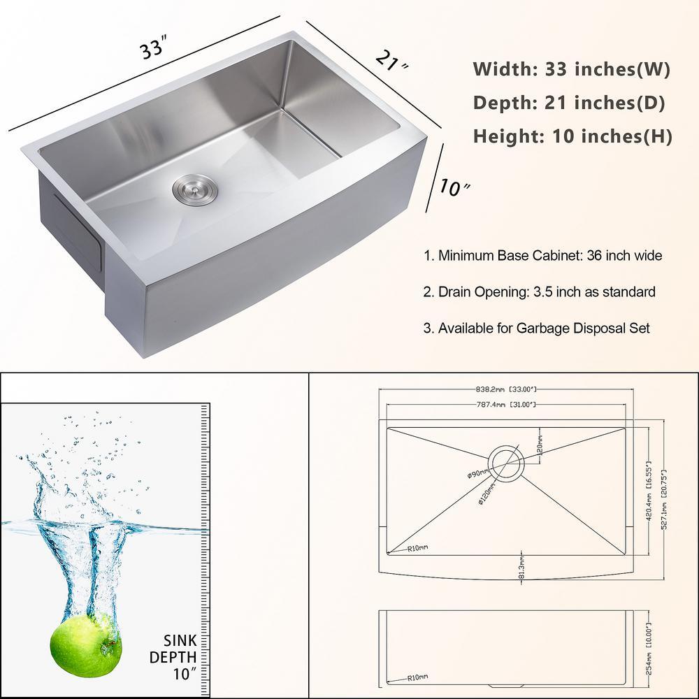 31 Single Bowl Kitchen Sink Plumbing Diagram With Garbage Disposal Background