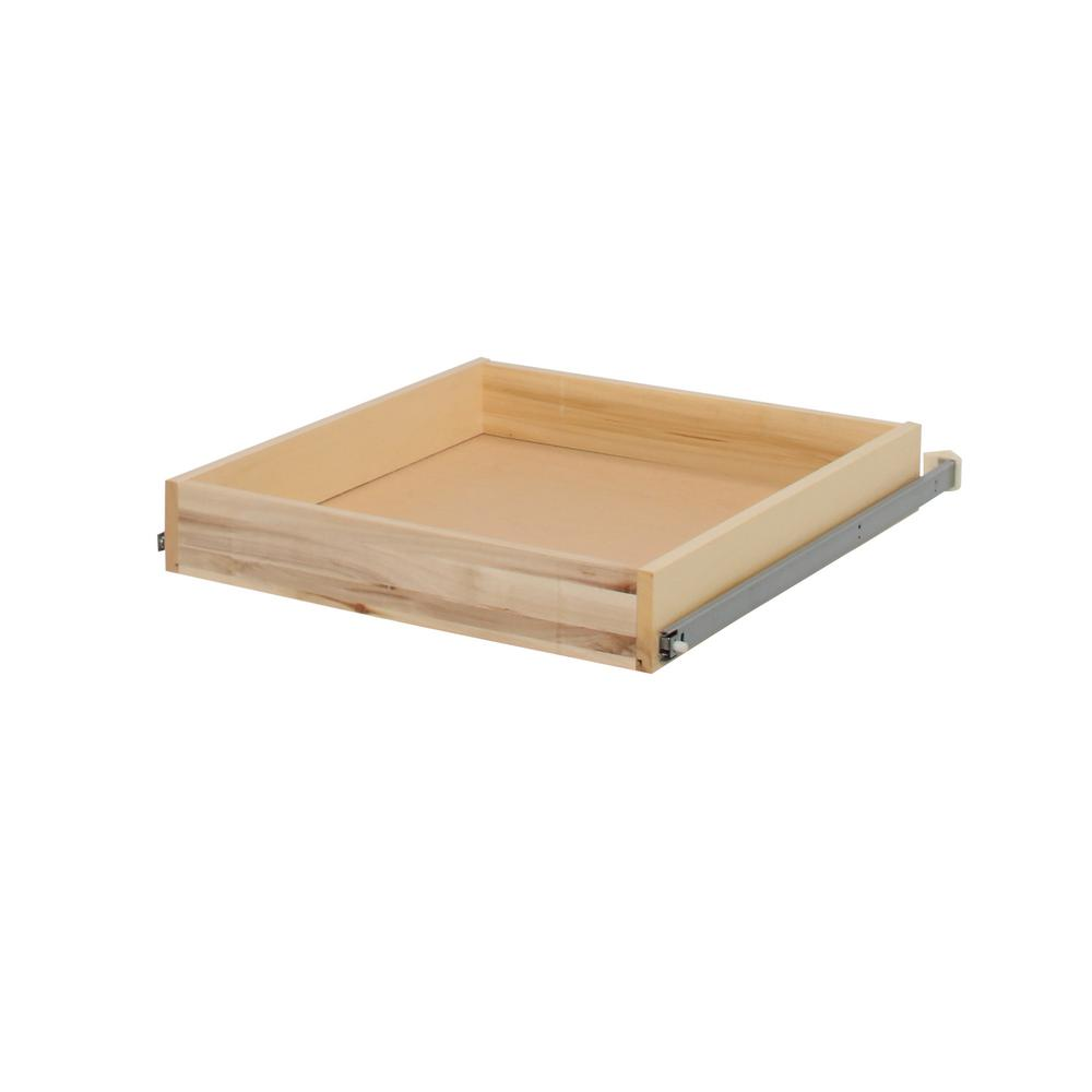 Hampton Bay 20 in. x 4 in. x 20.7 in. Pull-Out Drawer