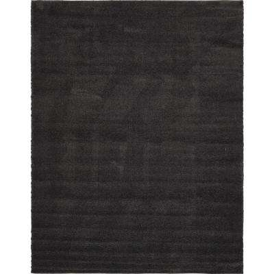 Solo Charcoal 10 ft. x 13 ft. Area Rug