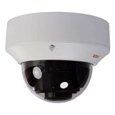 Ultra Plus HD 4 Megapixel IP Indoor/Outdoor Surveillance Dome Camera with Motorized Varifocal Lens