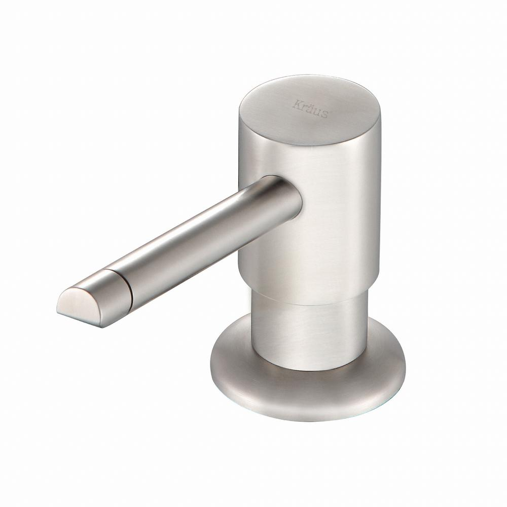 SD-20 Soap Dispenser in Stainless Steel