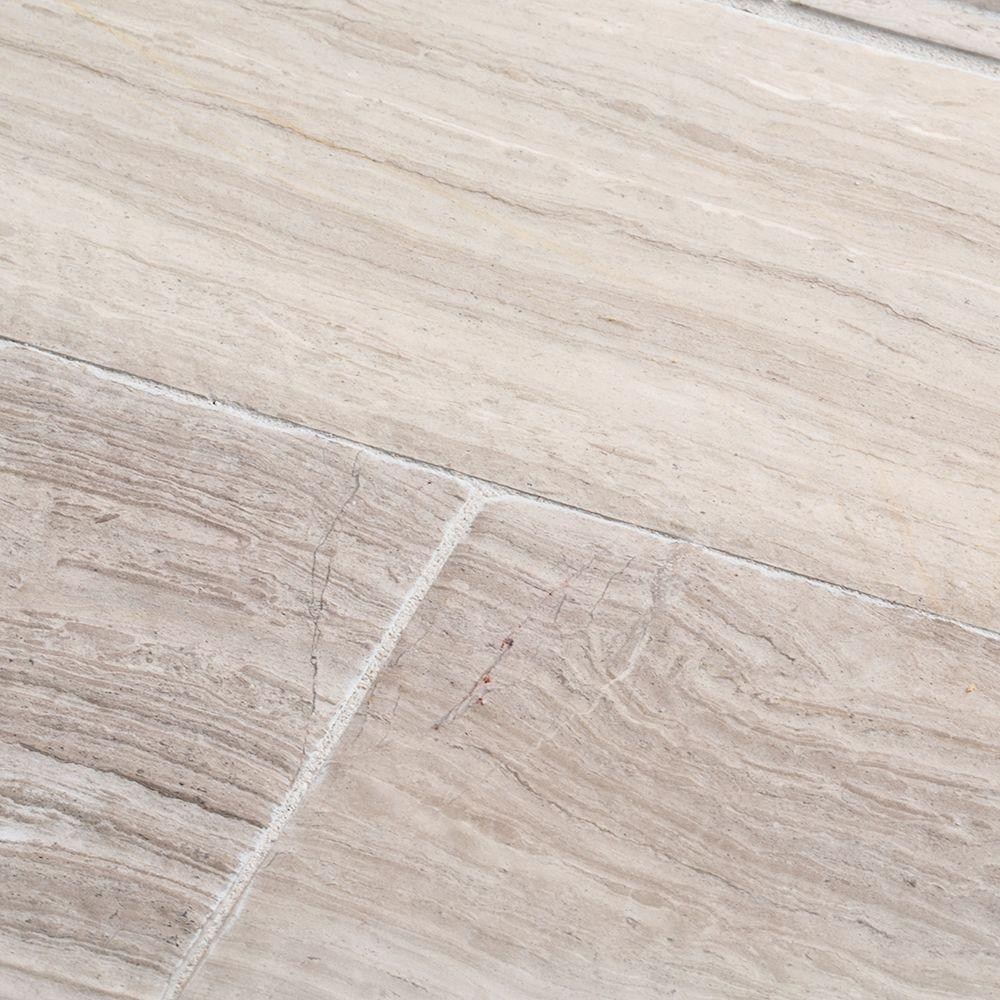 Jeffrey Court Stone Grey 4 In X 12 In Honed Limestone Wall Tile 1 Sq Ft Pack 99629 The Home Depot