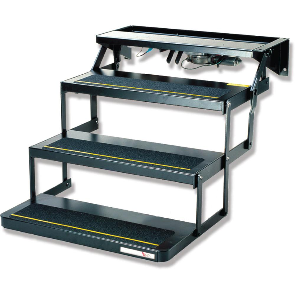 Lippert Components Kwikee 23 Series Triple Tread Electric Step