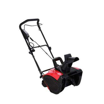 18 in. Corded Electric Snow Blower