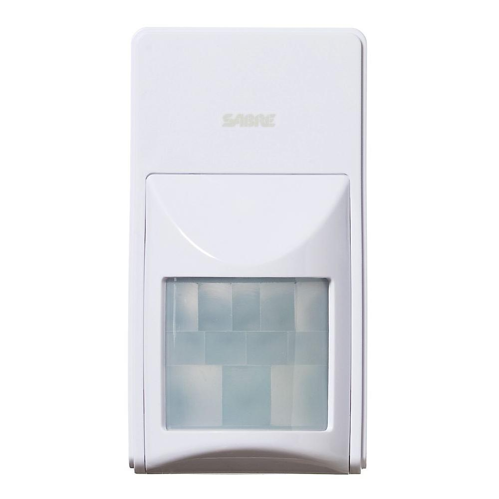 Home interior motion sensors.