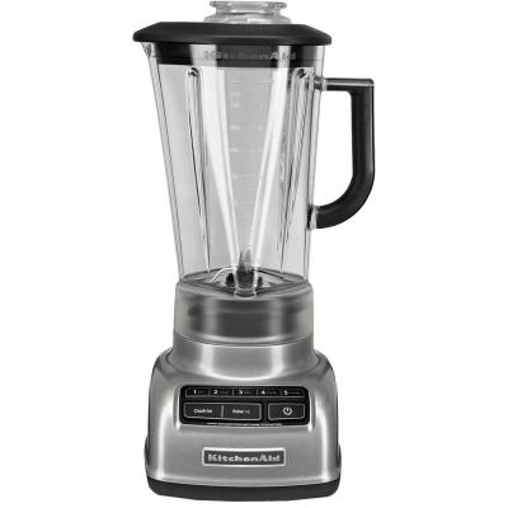 60 oz. 5-Speed Contour Silver Blender