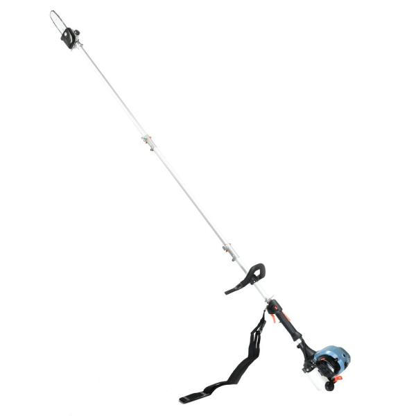 26.5 cc Gas 4 Cycle Attachment Capable Pole Saw with a Reach of up to 15 ft.