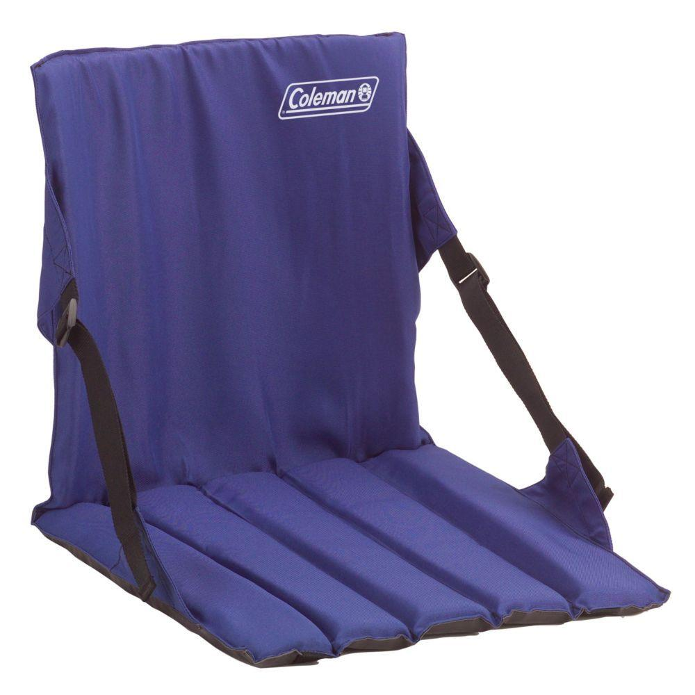 Coleman Stadium Seat - Blue