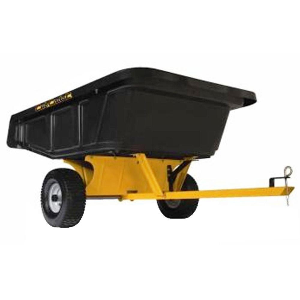 null 12 cu. ft. 800 lb. Poly Cart