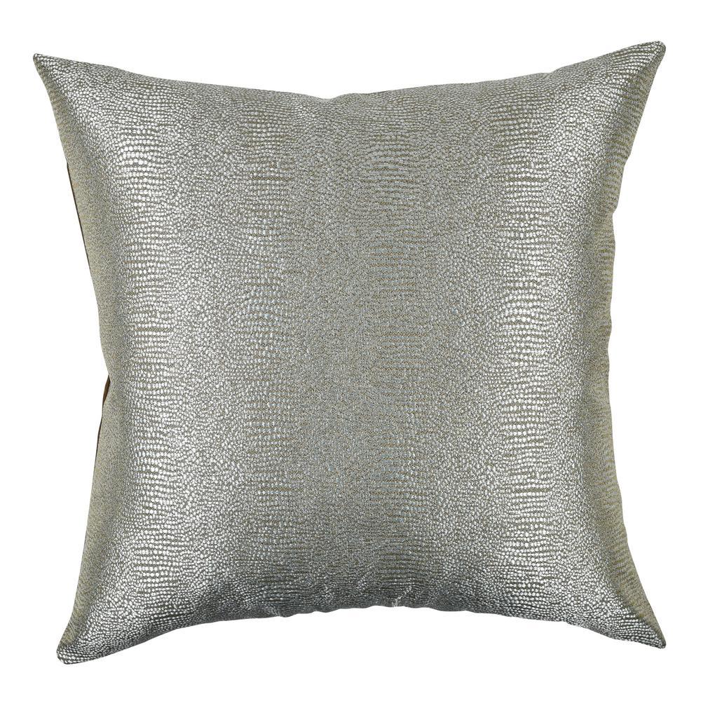 ParadiseTeal Designer Throw Pillow