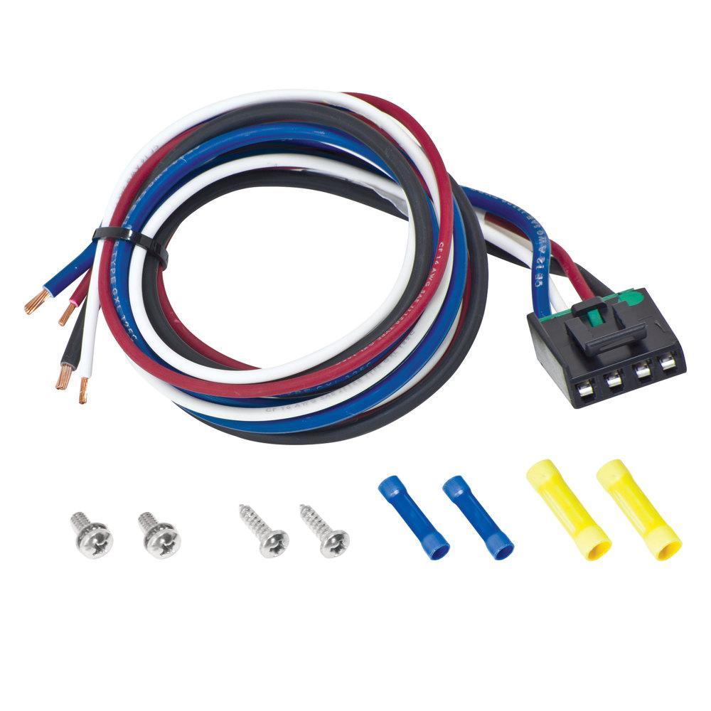 Prodigy Brake Controller >> Tekonsha Engineering Company Wiring Harness For Prodigy Brake Control