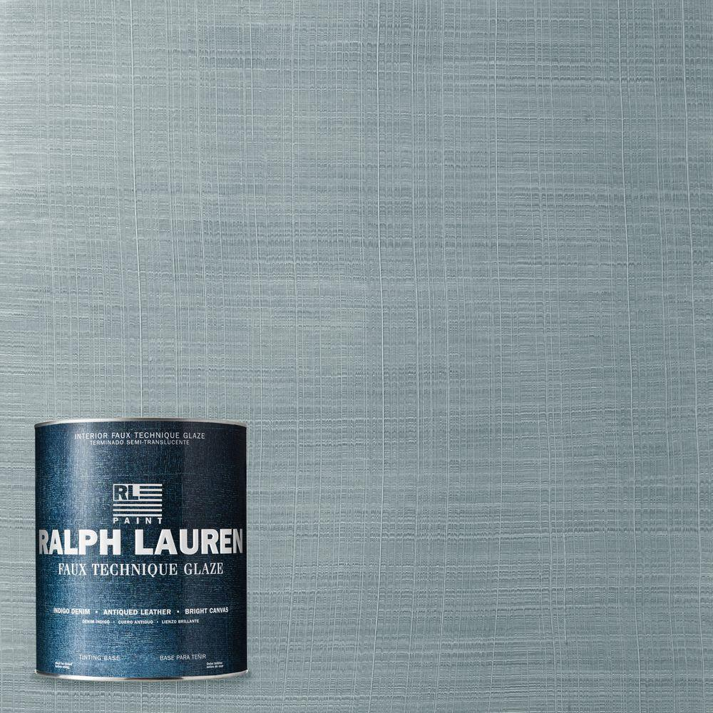 Ralph Lauren 1-qt. Blue Clay Indigo Denim Specialty Finish Interior Paint