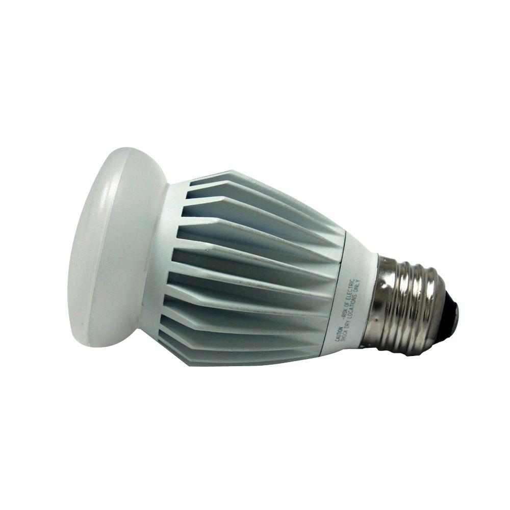 EcoSmart 40W Equivalent Bright White (3000K) A19 LED Light Bulb