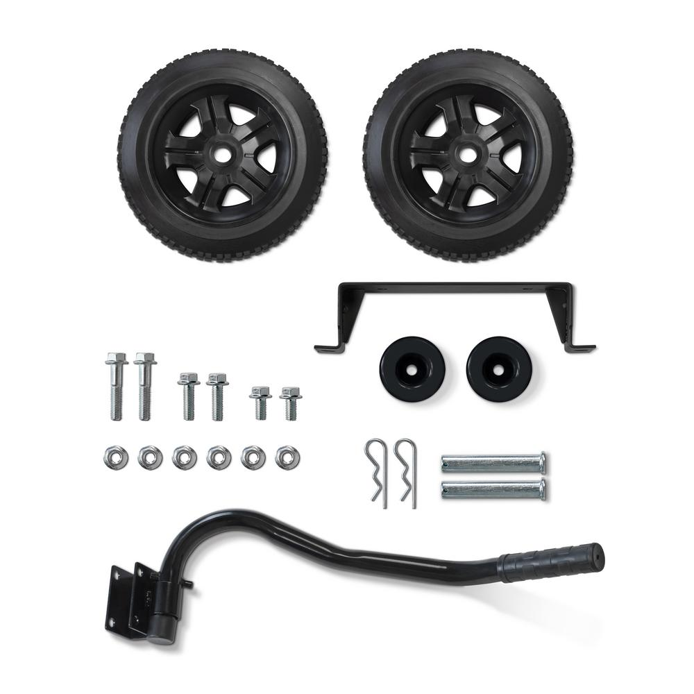 Portable Generator Wheel Kit/ Mobility Kit