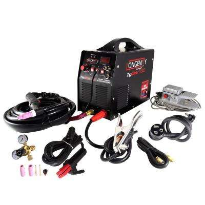 Tigweld 200D 200 Amp TIG Welder with Dual Voltage Technology