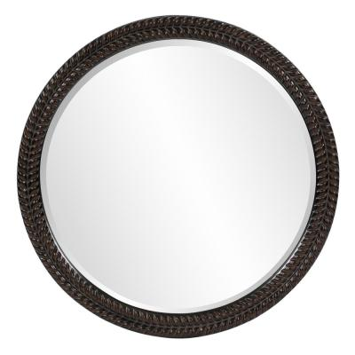 Round Mirrors Home Decor The Home Depot
