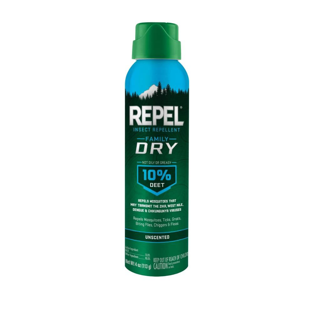 Aerosol Dry Insect Repellent