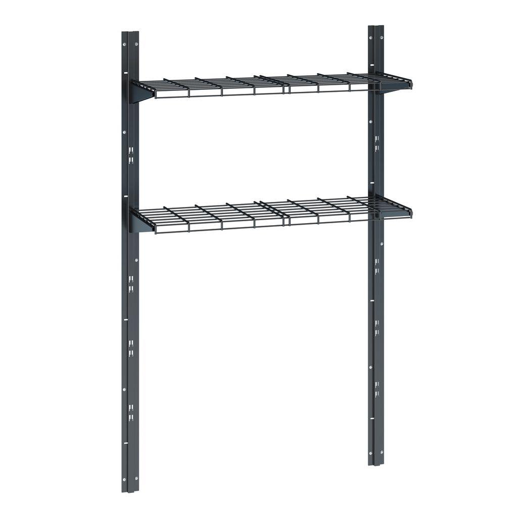 Sierra Shed Shelf Accessory Kit  sc 1 st  The Home Depot & Suncast - Shed Accessories - Sheds - The Home Depot