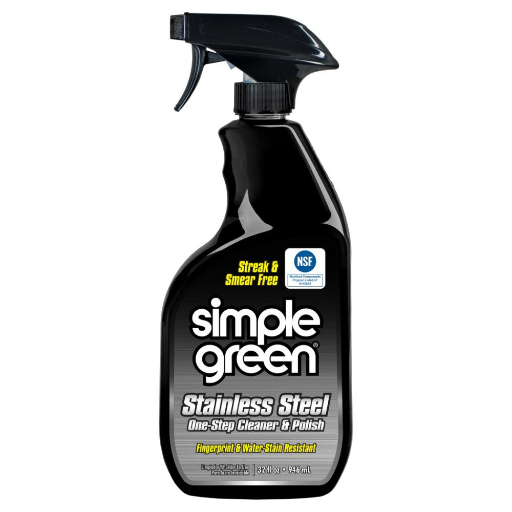 Simple Green 32 oz. Stainless Steel Cleaner