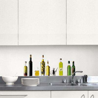 Multi-Color Olive Oil Wall Decal