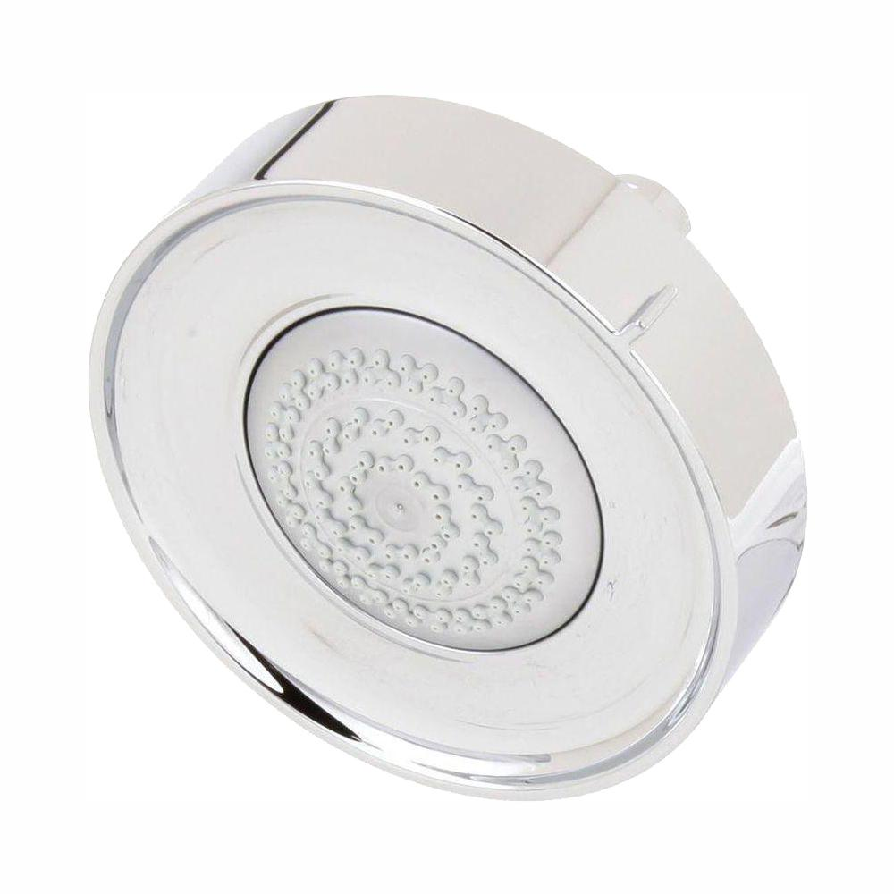 KOHLER Purist 5.5 in. 3-spray Multifunction Showerhead in Polished Chrome