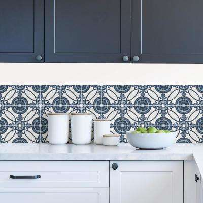 Fez Blue Tile Decal Kit