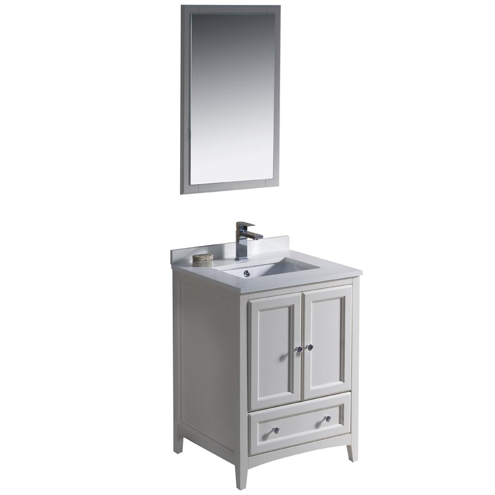 Fresca Warwick 24 In Bathroom Vanity
