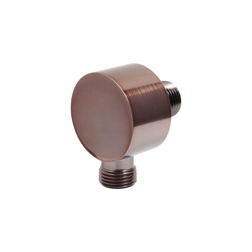Wall-Mount Hand Shower Supply Elbow in Oil Rubbed Bronze