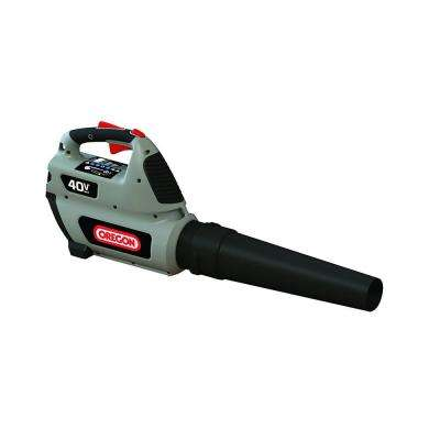131 MPH 507 CFM 40-Volt Lithium-Ion Cordless Handheld Leaf Blower – Battery and Charger not Included