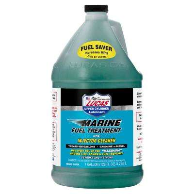 128 fl. oz. Lubricant Marine Fuel Treatment