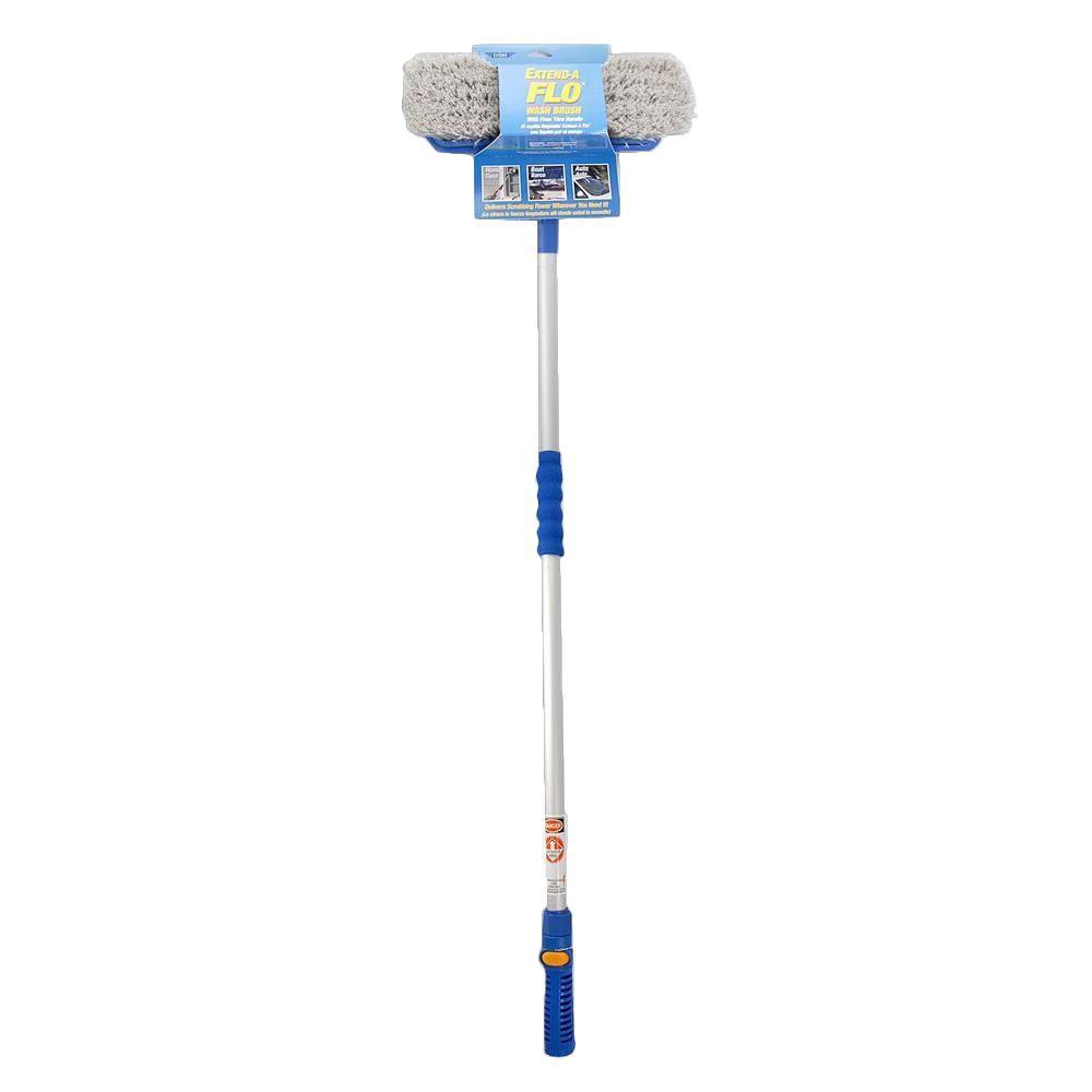 Ettore Extend-A-Flo Auto Wash Scrub Brush-59072