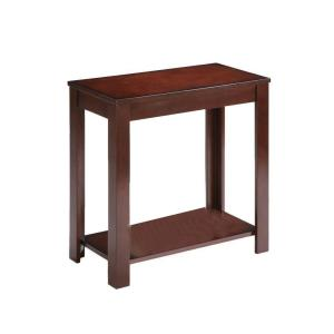 ORE International Brown End Table by ORE International