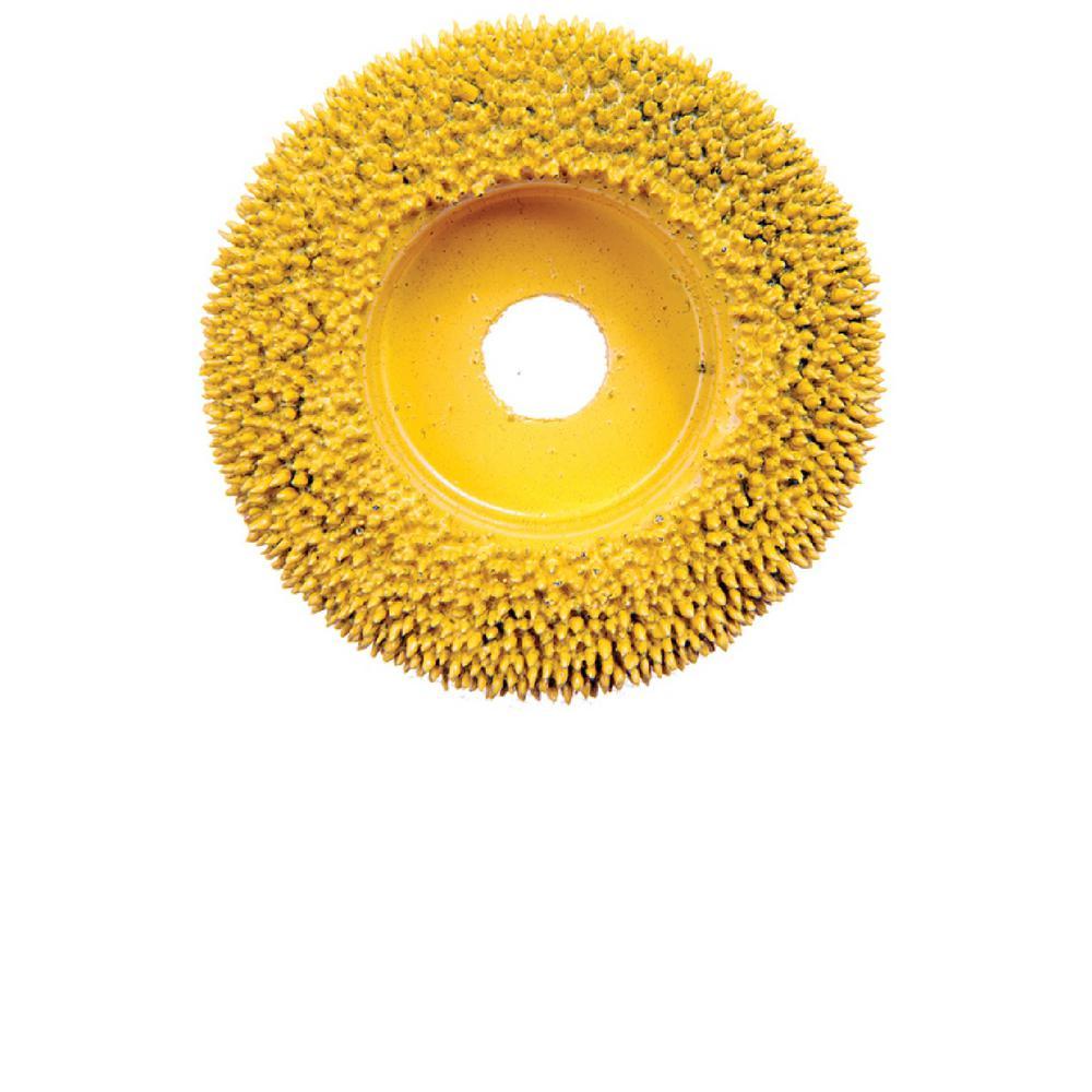 Merlin2 Disc Medium Yellow Carbide