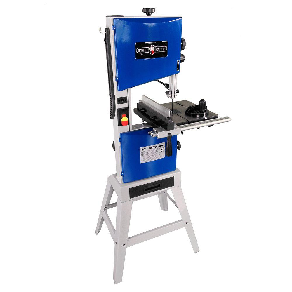 Steel City 10 in. 2-Speed Band Saw